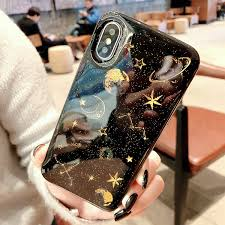 <b>Glitter Space</b> Planet Phone Cases For iPhone | Buy BIphone covers ...