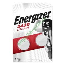 Купить <b>Батарейка ENERGIZER Lithium CR2430</b> (упаковка 2шт ...