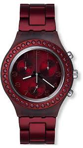 Swatch Ruby Brilliance Unisex <b>Watch</b> SVCR1000AG | <b>Женские</b> ...