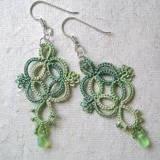 Image result for crochet earrings pattern