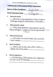 ias interview program ivy league powered by ensemble and abhimanu interview testimonial by srujan yeleti