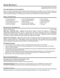 project manager resume template sample job resume samples project manager resume format doc project manager resume example entry level