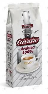 Отзывы о <b>Кофе в зернах Carraro</b> Arabica 100%, 500 гр. в ...