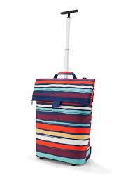 <b>Reisenthel Trolley M</b> Hand Luggage 53 Centimeters 43 Multicolour ...