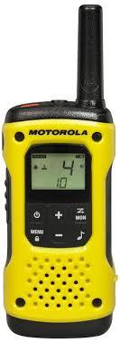 Комплект из двух радиостанций <b>Motorola TLKR</b>-<b>T92</b>-H20 ...