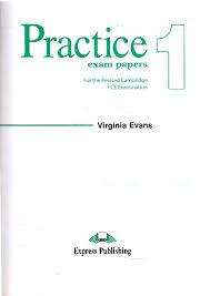 (PDF) FCE Practice - Exam Paper 1 <b>Student</b> 39 s Book | Ozan ...