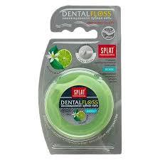 Объемная <b>зубная нить</b> SPLAT с бергамотом и лаймом, отзывы ...
