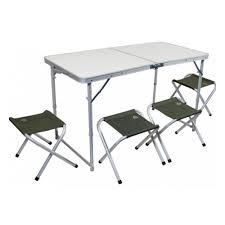 <b>Набор мебели TREK</b> PLANET EVENT SET 120 стол+4 стула ...
