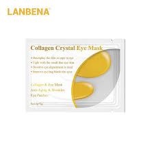 <b>LANBENA 24K Gold</b> Collagen <b>Eye</b> Mask <b>Eye</b> Patches Mask ₱26 ...