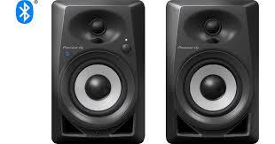 <b>DM</b>-<b>40BT</b> 4- inch desktop monitor speakers (black) - <b>Pioneer</b> DJ