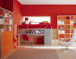 decor red blue room full: full size of home colorful decor ideas for living room with red wall painted and orange