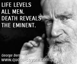 George Bernard Shaw quotes - Quote Coyote via Relatably.com