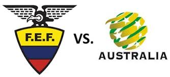 Transmisión en vivo Australia vs. Ecuador por la fecha FIFA de marzo 2014