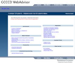 a r transcripts info current students also request transcripts from webadvisor under the student menu link select transcript request under the other services heading