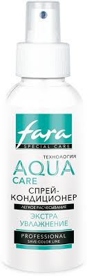 Fara <b>Спрей</b>-<b>кондиционер для волос</b> Легкое расчесывание ...