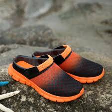Sandals <b>Men</b> Women Garden Clogs Shoes <b>Summer</b> Beach Sandals ...