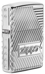 <b>Зажигалка</b> Zippo Armor® с покрытием <b>High Polish Chrome</b>, 29672 ...