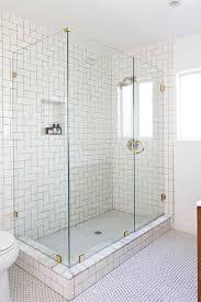 bathroom glass full size