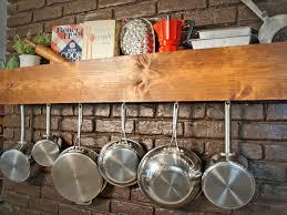 pot racks kitchen