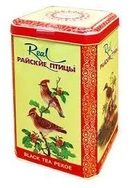 <b>Чай черный Real</b> Райские птицы Elite PEKOE — купить по ...