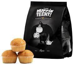 Купить <b>Кекс Muffin Teeny! с</b> кокосом 180 г по низкой цене с ...