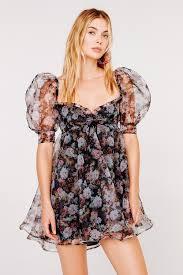 Faye <b>Baby Doll Dress</b> – For Love & Lemons