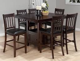 Tall Dining Room Sets Dining Room Table Height On Bestdecorco