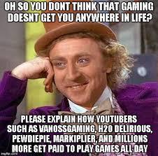 Creepy Condescending Wonka Meme - Imgflip via Relatably.com