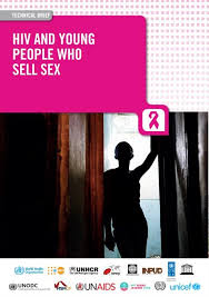 HIV and young people <b>who sell</b> sex