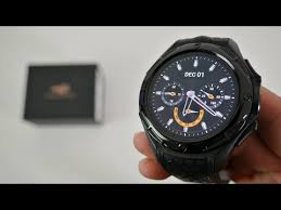 AllCall <b>W2</b> Android 7 <b>Smartwatch</b> - AMOLED - 2GB + 16GB - YouTube
