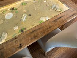 design your own dining table make your own reclaimed wood dining table inseret glass diy solid brow