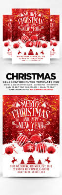 merry christmas and happy new year flyer by designblend graphicriver merry christmas and happy new year flyer flyers print templates