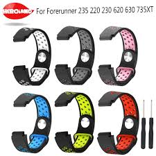<b>Two colors 2in1 Watchband</b> Soft Silicone Replacement Wrist Band ...