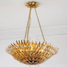 olive leaf dual mount chandelier brilliant foyer chandelier ideas