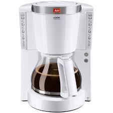 <b>Капельная кофеварка Melitta Look</b> IV Selection, белый — купить в ...