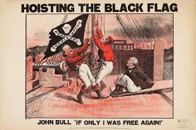 Hoisting the <b>black flag</b> — Google Arts & Culture