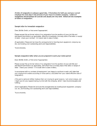 7 immediate resignation letter example daily task tracker immediate resignation letter example how to write a letter of resignation for personal reasons cover immediate effect jpg