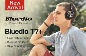 Buy <b>Bluedio T7 Plus Smart</b> Bluetooth Headset | LINK2-TECH