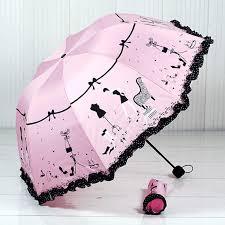 2019 <b>New Arrival</b> Beautiful Girl Pattern <b>Umbrella</b> Rain Women ...