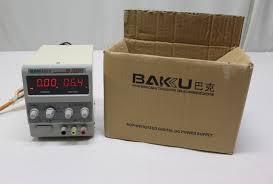 Baku <b>BK</b>-<b>1502D+</b> Digital <b>DC Power Supply</b> | eBay