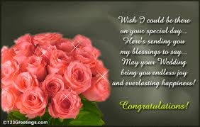 Sending You My Blessings! Free Wishes eCards, Greeting Cards | 123 ...
