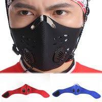 PM2.5 <b>Activated Carbon Riding</b> Mask Hiking Outdoor Sports Anti ...
