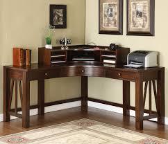 corner office desks corner home office corner desk with hutch amaazing riverside home office