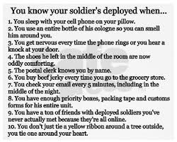 Quotes For Deployed Soldier. QuotesGram via Relatably.com