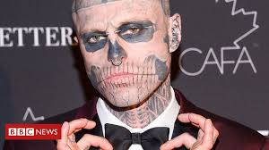 '<b>Zombie</b> Boy' Rick Genest found <b>dead</b> at home in Montreal - BBC News