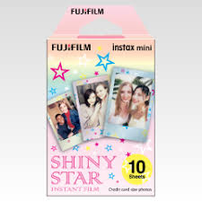 <b>Fujifilm</b> USA | <b>FUJIFILM instax</b>™ <b>Mini Shiny</b> Star <b>Film</b> : Overview