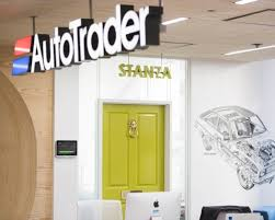 autotrader 1 condeco meeting room touch screens not only look fantastic in the new office environment but also streamline the resource scheduling process autotrader london office 1