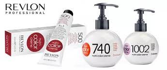 <b>Revlon</b> Крем-краска для волос 3 в 1 Nutri Color Creme, (52 оттенка)