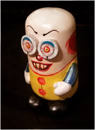 haven fundraiserauction pennywise it minion statue by thanks to alex mcvey for donating the art