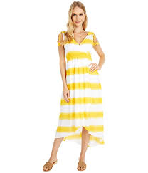 <b>Tommy Bahama Set</b> Sail Stripe Maxi Sundress | Zappos.com